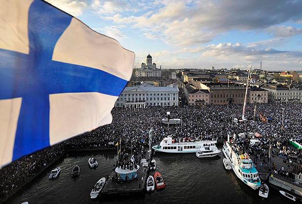 Финляндия, власти которой одними из первых в мире провели эксперимент по внедрению безусловного базового дохода