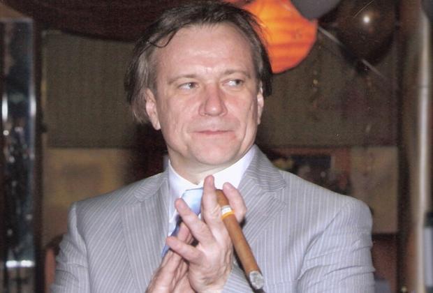 Олег Медведев (Шишканов, Шишкан)