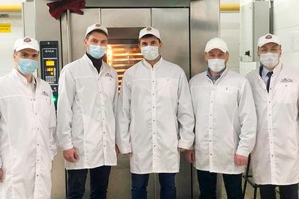 Кондитерская фабрика в Калужской области нарастила производительность труда