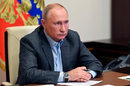 Путин «заморозил» накопительную пенсию до конца 2023 года