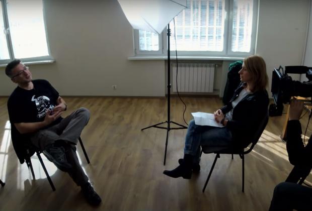 Интервью с Кристианом Балой