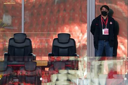 «Спартак» уволил генерального директора через пять месяцев после назначения