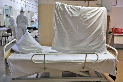 В России умерли 559 пациентов с коронавирусом за сутки