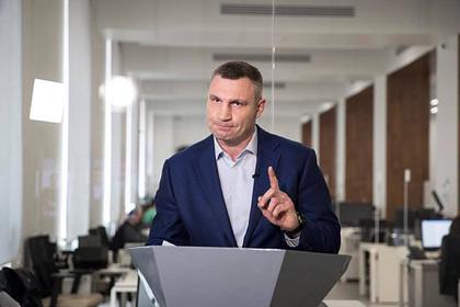 Кличко заявил о нехватке денег у Киева на массовое тестирование на коронавирус