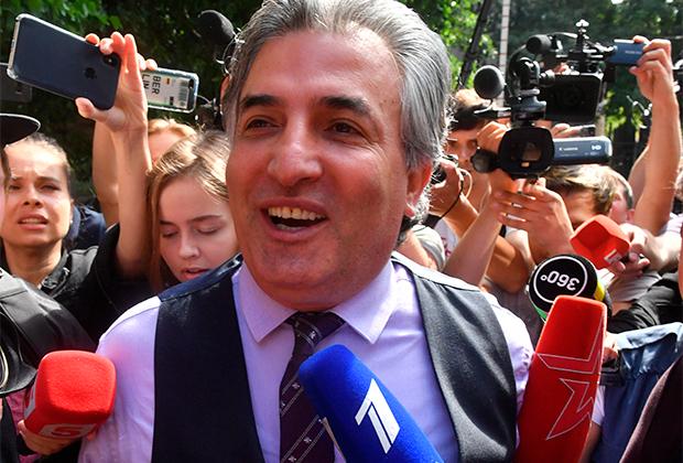 Эльман Пашаев, бывший адвокат Михаила Ефремова