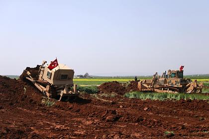 Турция увела войска из наблюдательного пункта в Сирии