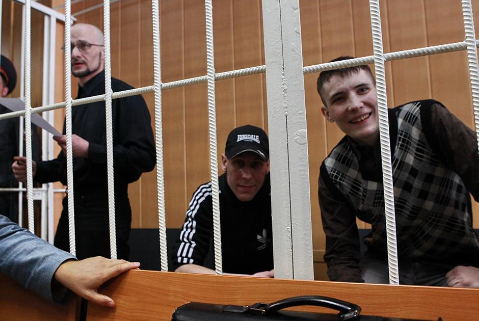 Руслан Хубаев, Игорь Березюк и Кирилл Унчук