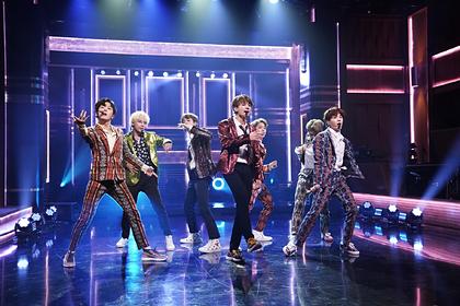 Кей-поп-группа BTS