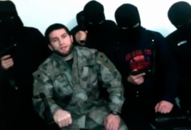 Шахбан Гасанов, лидер осужденных-террористов из ИК-2 (Калмыкия)