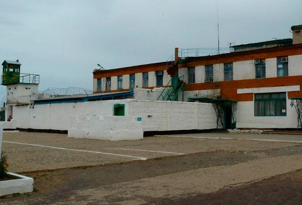 ИК-2 в поселке Яшкуль (Калмыкия)