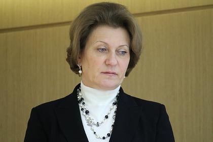 Глава Роспотребнадзора заявила о поступлении «ЭпиВакКороны» в гражданский оборот