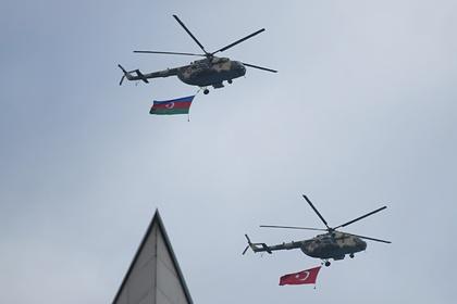 ВКарабахе сообщили  оновом наступлении Азербайджана