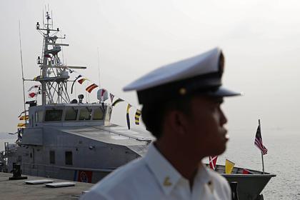 Судно малайзийской береговой охраны (MMEA)