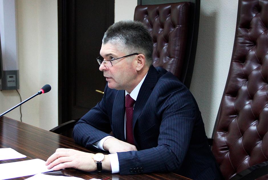 Председатель Мосгорсуда Михаил Птицын