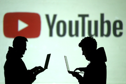 В работе YouTube и Google произошел сбой