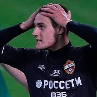 Футболиста ЦСКА захотели забрать в армию за отказ играть за сборную Белоруссии