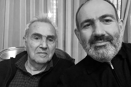 Умер отец премьер-министра Армении Пашиняна
