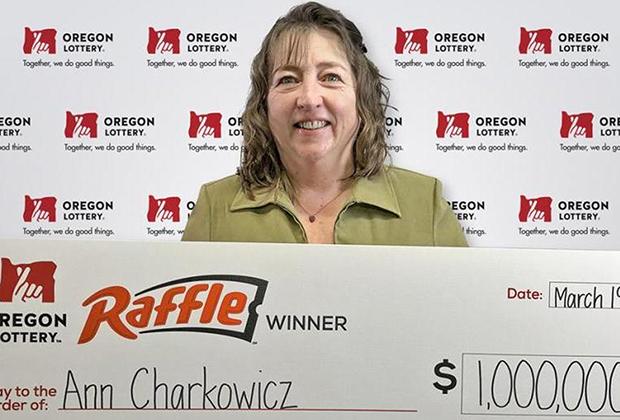 Анна Чаркович выиграла миллион долларов благодаря доброму поступку