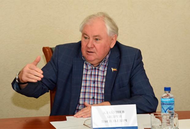 Академик РАН Андрей Алабушев