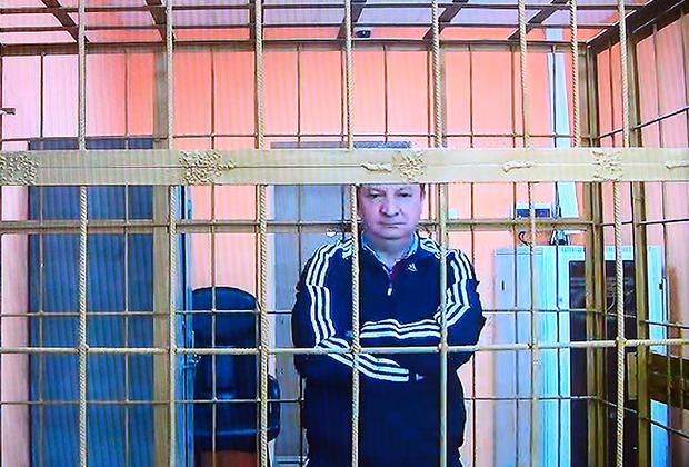 Бывший замглавы Генштаба Халил Арсланов