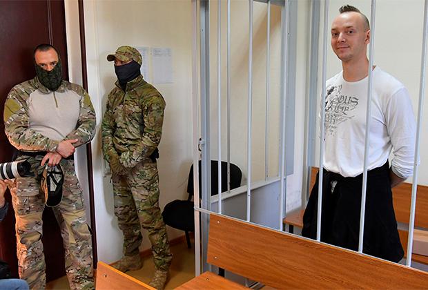 Советник главы «Роскосмоса» и бывший журналист Иван Сафронов