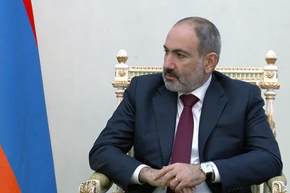 Правительство Армении опровергло сообщение об отставке Пашиняна 31 декабря