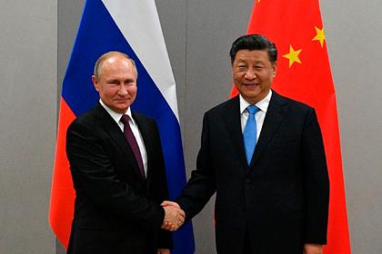 Путин рассказал о флюидах с Си Цзиньпином