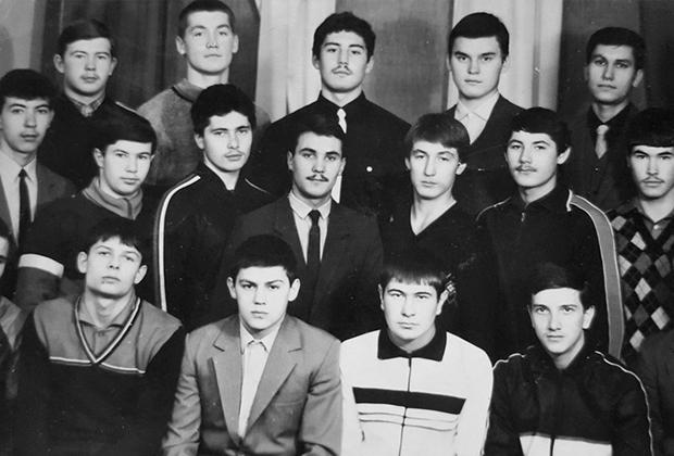 Участники казанской группировки «Грязь»
