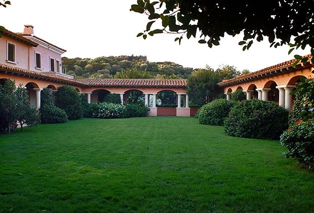 Вилла «Чертоза» в Порто-Ротондо, Сардиния