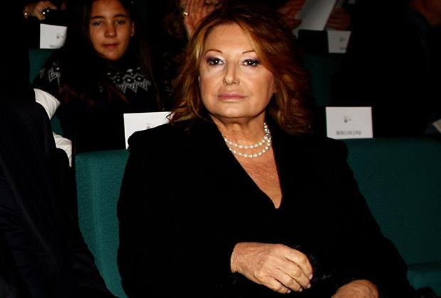 Первая жена Сильвио Берлускони Карла Далль'Ольо
