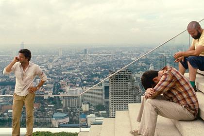Кадр из фильма «Мальчишник 2: Из Вегаса в Бангкок» (The Hangover: Part II, 2011)