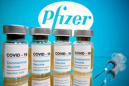 Власти США заинтересовались аллергией пациентов на вакцину Pfizer