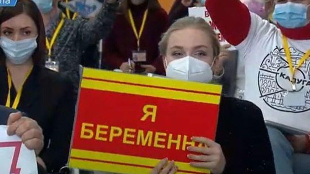 В Общественной палате призвали сурово наказать солгавшую Путину  журналистку: Политика: Россия: Lenta.ru