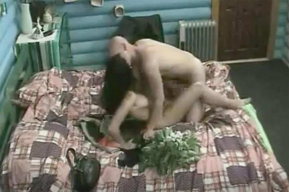 Елена Беркова и Роман Третьяков