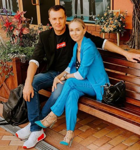 Наталья Варвина и Алексей Михайловский.