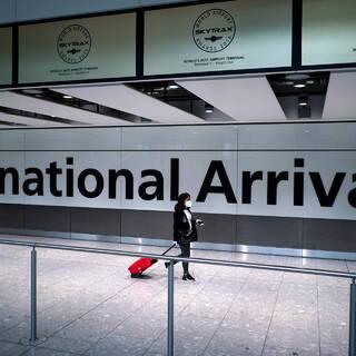 Аэропорт Хитроу