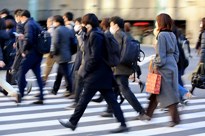 Жителей Токио попросили не выходить из домов в праздники