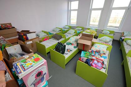 В каждом муниципалитете российского региона отремонтируют по школе и детсаду
