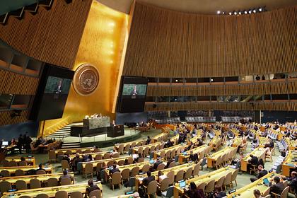 Зампостпреда России проводил постпреда ФРГ из Совбеза ООН словами Жванецкого