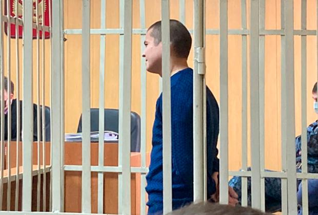 Рамиль Шамсутдинов в суде