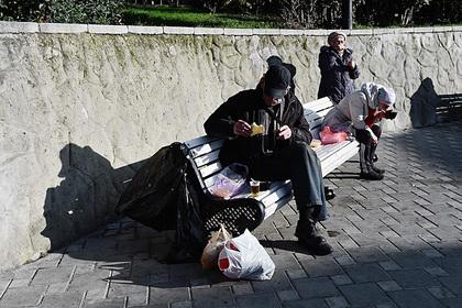 В России треть расходов на борьбу с бедностью ушла не по адресу