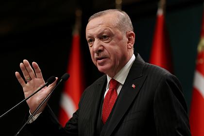 Эрдоган заявил о взаимодействии между турецкими и израильскими спецслужбами
