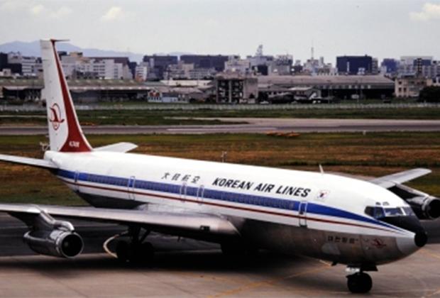 Самолет, потерпевший катастрофу по пути из Абу-Даби в Сеул