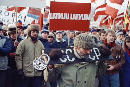 С России решили взыскать сотни миллиардов евро за «советскую оккупацию» Прибалтики. Откуда эти суммы?