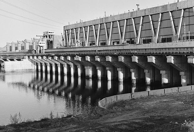 Рижская ГЭС имени 50-летия СССР