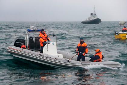 Описан момент крушения российского судна с 19 рыбаками в Баренцевом море