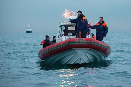 Оценены шансы на выживание экипажа затонувшего в Баренцевом море судна
