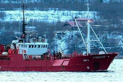 На затонувшем в Баренцевом море судне находился моряк из Сьерра-Леоне