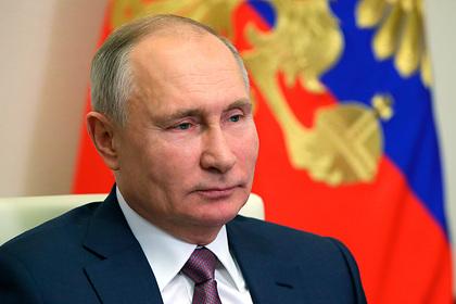 Кремль высказался о вакцинации Путина и доверии к «Спутнику V»