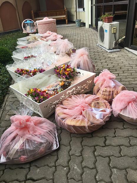 Подарки стороны жениха для невесты и ее семьи